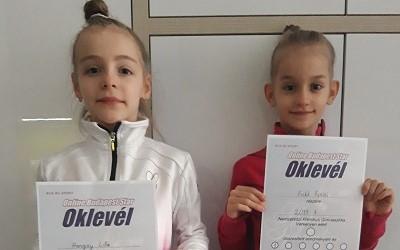 Gratulálunk kis bajnokainknak!